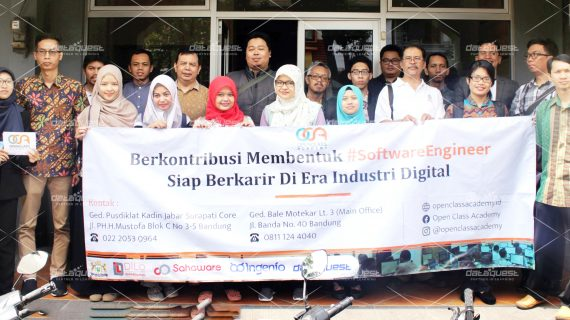 Seminar Kesiapan Sekolah Menghadapi Industri IT